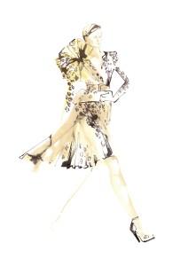MayaBeus_CityCenter_Final_2008_John Galliano for Dior