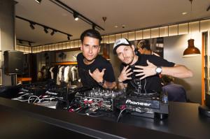DJ Vanillaz (Marko Bucić i Miha Pajk)